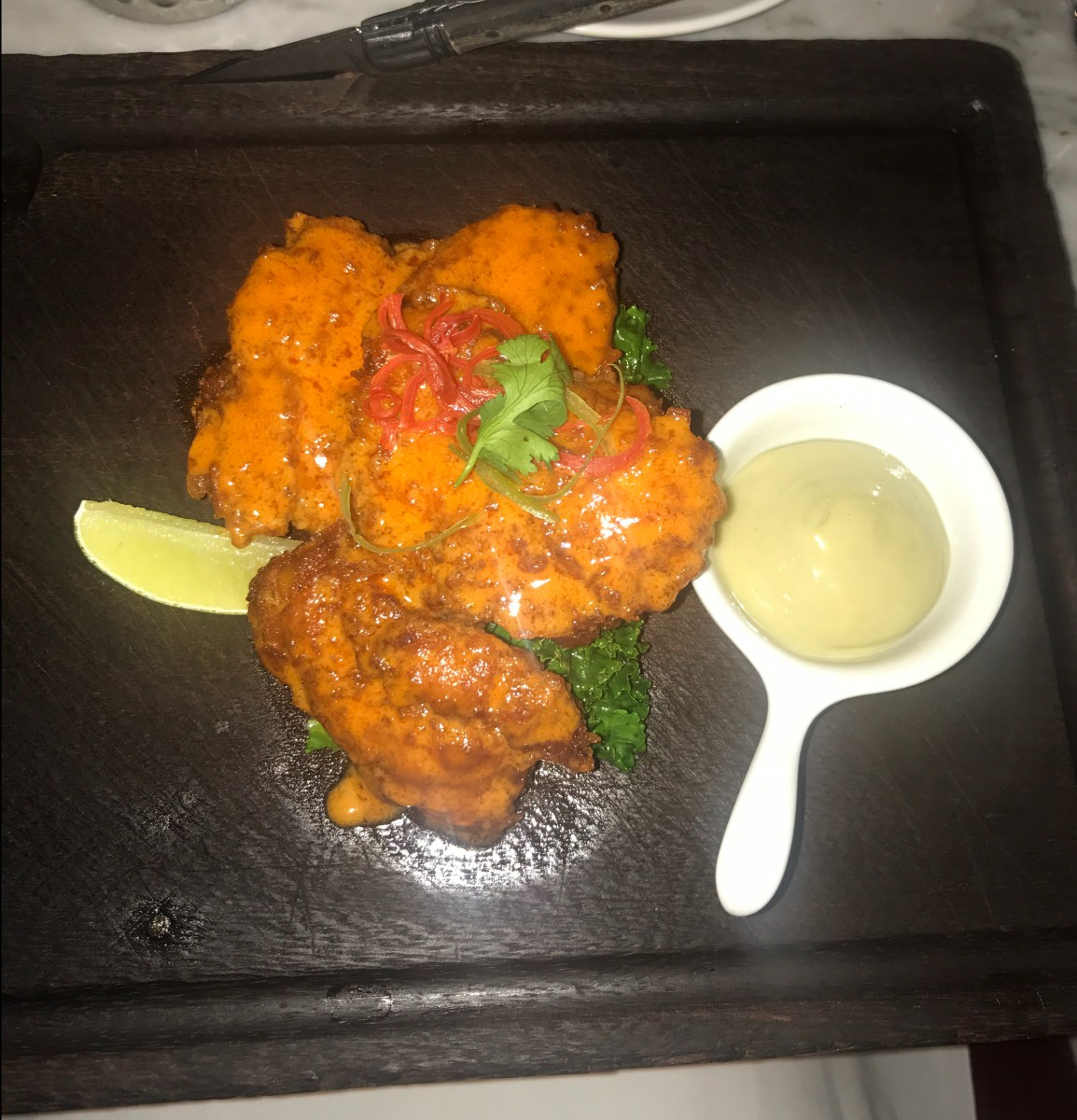 First Impressions – Maze Grill Mayfair